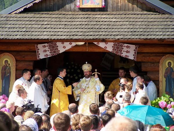 Храмове свято - Блаженіший Святослав