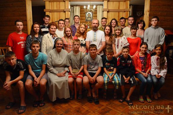 Християнський табір УГКЦ