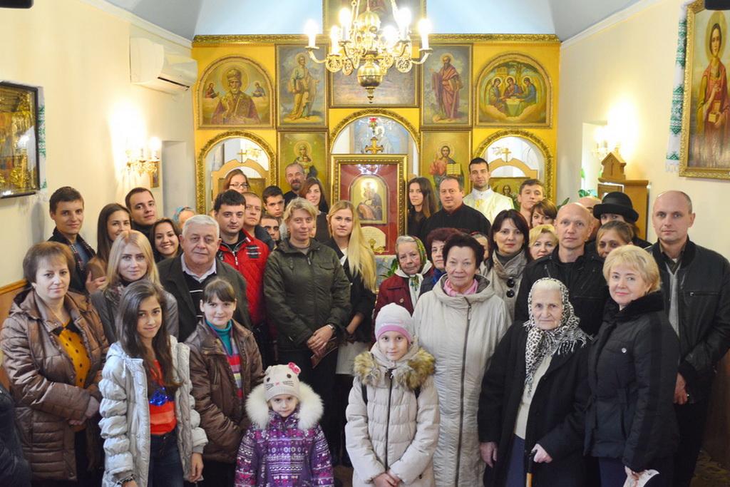 Ікона Вишгородської Богородиці та мощі святого Івана Павла ІІ