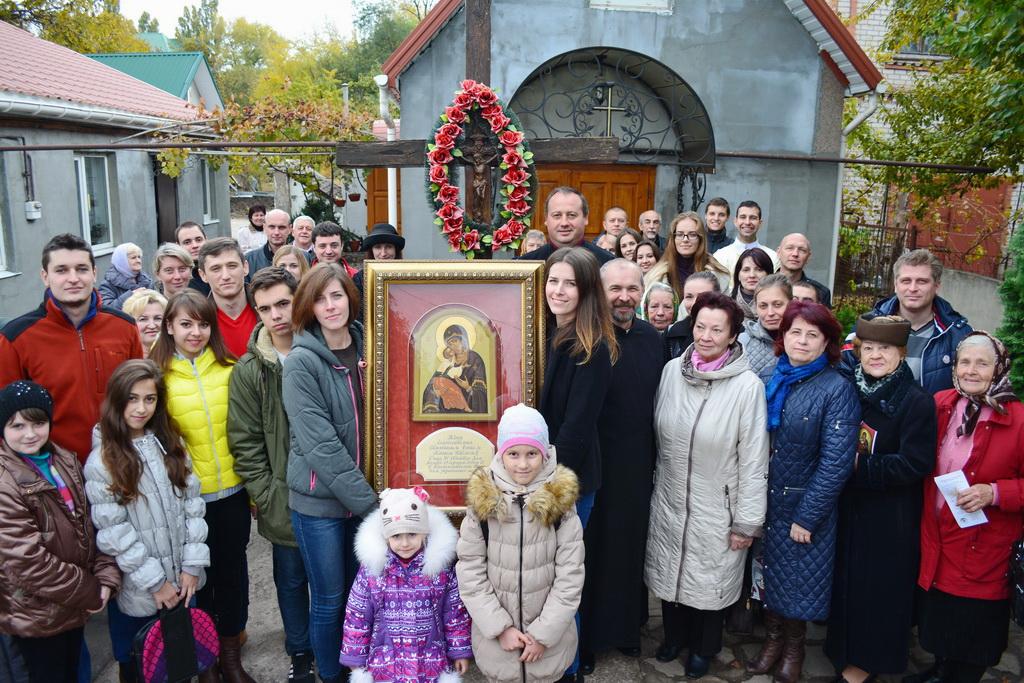 Ікона Вишгородської Богородиці