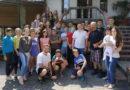Молодіжний табір в Карпатах
