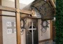 Будівництво на парафії Святої Трійці